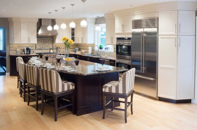 How to improving bi level home kitchen remodel Bi level house remodel
