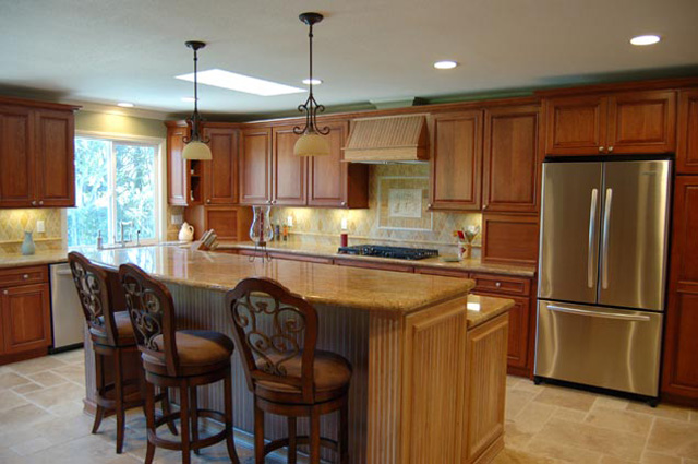 How to custom kitchen remodeling for Kitchen renovation ideas photos