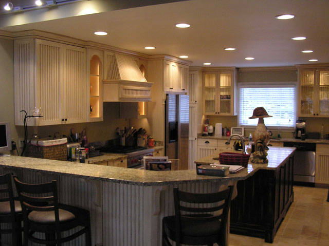 Tips cheap and easy for remodeled kitchen ideas without works for Kitchen pictures