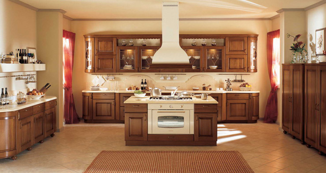 Kitchen Remodel Oak Cabinets White Appliances | Kitchen Art&Comfort