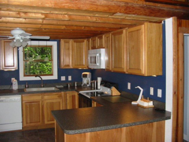 Kitchen remodel ideas before and after kitchen art comfort for Remodeling a modular home