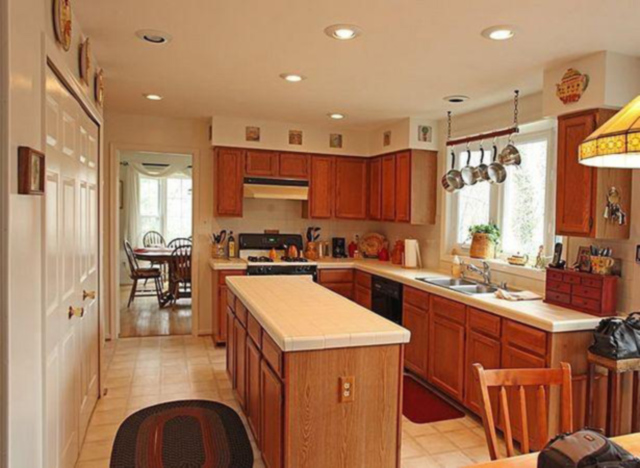 House kitchen remodeling gives a value to every home Old home interior pictures value