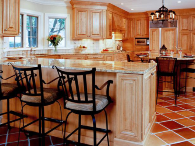 House kitchen remodeling gives a value to every home for Old home kitchen remodel