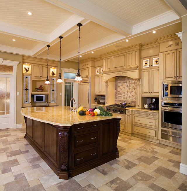 Small Kitchen Remodeling Pictures Design Ideas · Tips Remodelar Kitchen  Remodeling