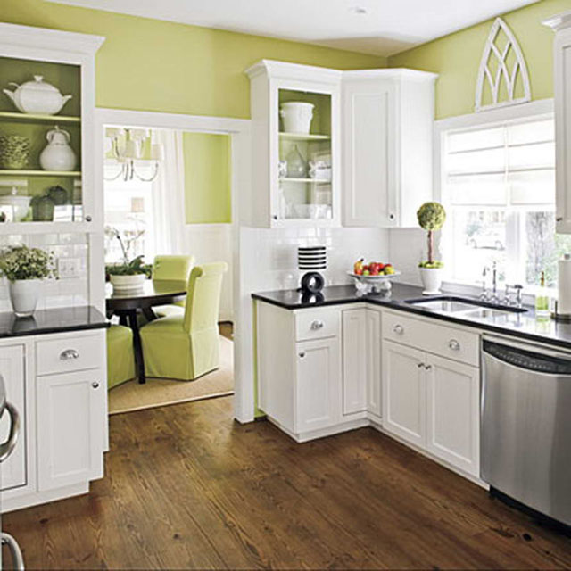 Kitchen Counter Design For Small Space photo - 1