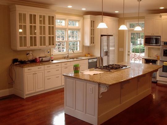 how much did lowes kitchen remodeling costs .