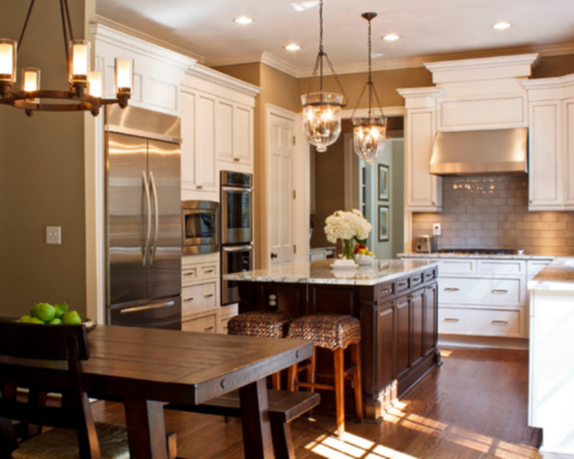 5 great ideas for remodeling small kitchens