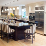 How to improving bi-level home kitchen remodel