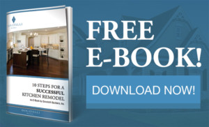 Free Ebook 10 Steps for a successful kitchen remodel thumbnail